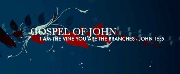 Gospel Of John- Title Intro
